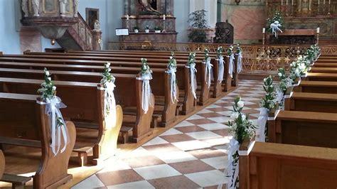 hochzeit kirche kirchen dekoration blumen dekoration frankenthalblumen
