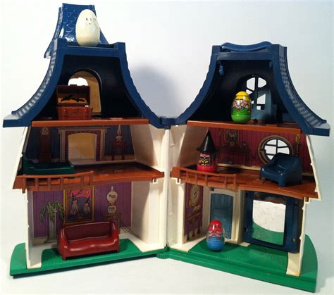 weebles haunted house hasbro toys weebles 580 weebles haunted house