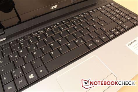 Keyboard Laptop Acer E1 531 review acer aspire e1 531 notebook notebookcheck net reviews