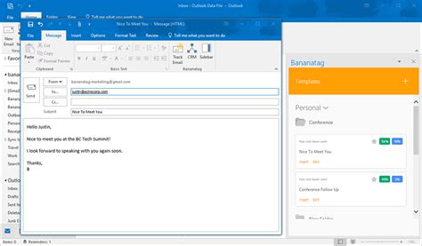 Outlook Email Template Shatterlion Info Microsoft Outlook Email Templates