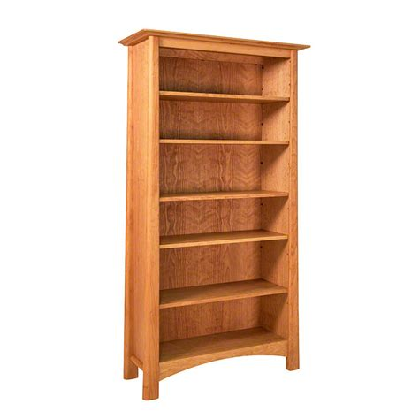 Cherry Bookcases With Glass Doors Custom Cherry Moon Bookcase Glass Doors Wood Doors Or No Doors Cherry Bookcase In Bookcase Style