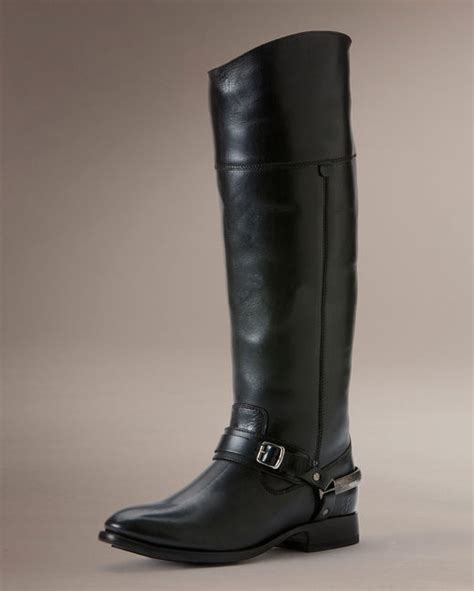 s lindsay spur boot black these boots were made