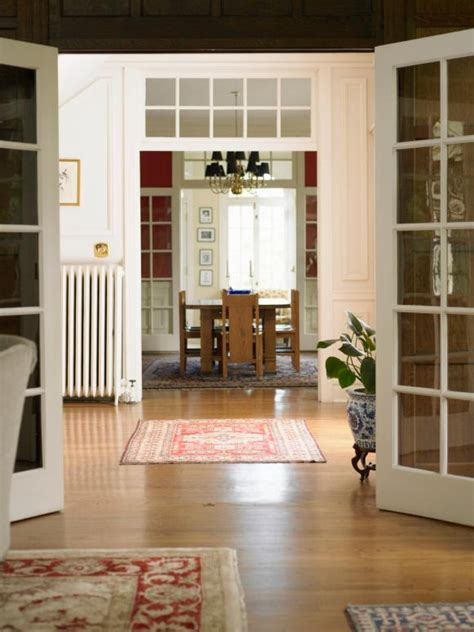 foyer area and living room designs youtube area rugs 101 hgtv