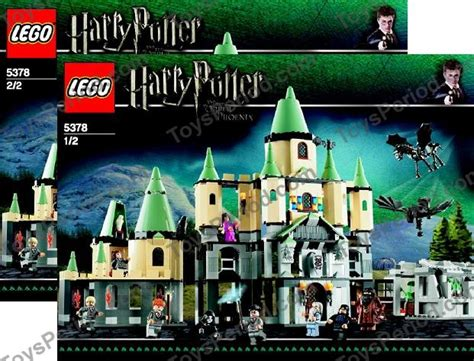 Lego Hp086 Harry Potter 5378 Hogwarts Castle Order Of The lego 5378 hogwarts castle 3rd edition set parts inventory and lego reference guide
