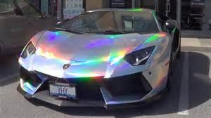 Holographic Lamborghini Holographic Lamborghini Aventador