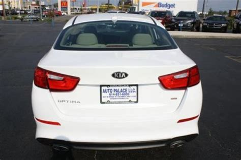 Car Warranty Types by Buy Used 2014 Kia Optima We Finance All Types Of Credit