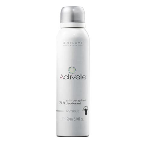 Skin Wash Oriflame Ready Sale oriflame activelle anti perspirant 24h invisible 150ml