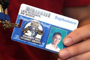 how to make school id cards high school student id policy part of growing trend