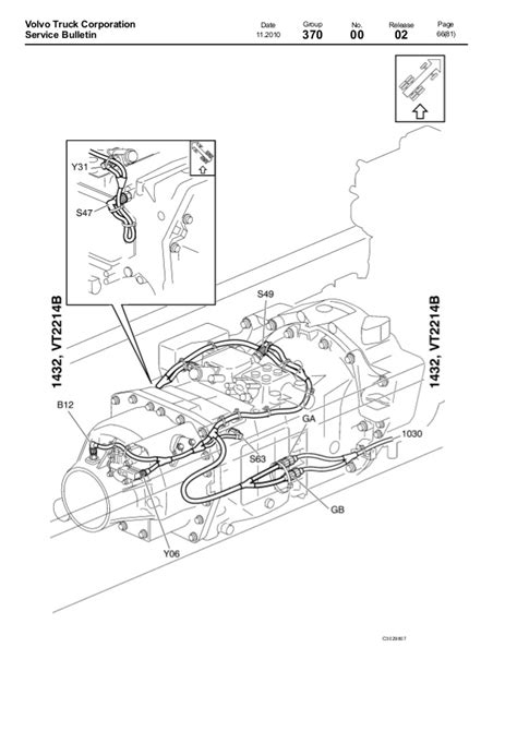 VOLVO D12A WIRING DIAGRAM - Auto Electrical Wiring Diagram