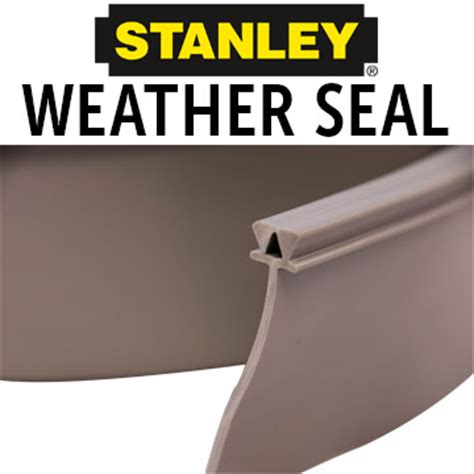Stanley Garage Door Weather Stripping Bottom Seal Stanley Garage Door Bottom Seal