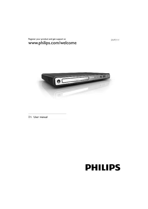 Download Free Software Dvp3962 Philips Manual