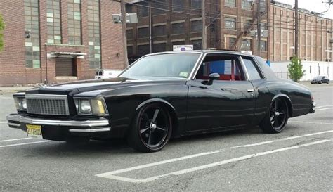28 inch ls my 1979 chevy monte carlo on 20 inch us mag wheels
