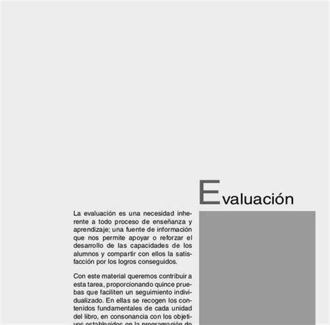 evaluaciones bimestrales para primaria recursos e informacin para lengua quinto de primaria anaya evaluaciones lenguaje 5