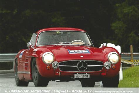 classic mercedes race cars arosa classic car 2012 mercedes benz 300sl fl 252 gelt 252 r