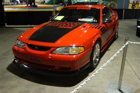 94 mustang gt horsepower 1994 ford mustang conceptcarz