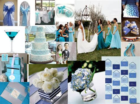 tbdress blog elegant trendy and stylish blue wedding theme