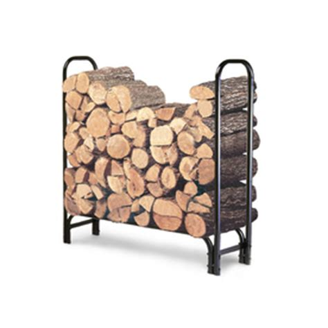 shop landmann usa 49 in x 47 5 in x 13 5 in metal firewood