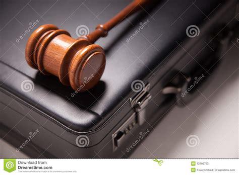 Mba Gavle by Gavel And Black Briefcase Stock Image Image Of Ethics