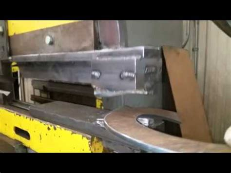 Sectional Flight Forming Machine by Forming Sectional Flights Doovi