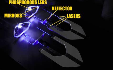 bmw laser headlights battle of the headlights halogen vs xenon vs led vs