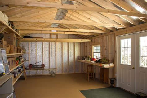 storage shed relax   full length porch byler