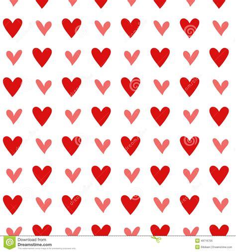 vintage heart pattern seamless vintage heart pattern background stock photo