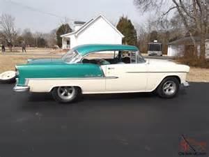 1955 chevrolet bel air hardtop 2 door 55 chevy