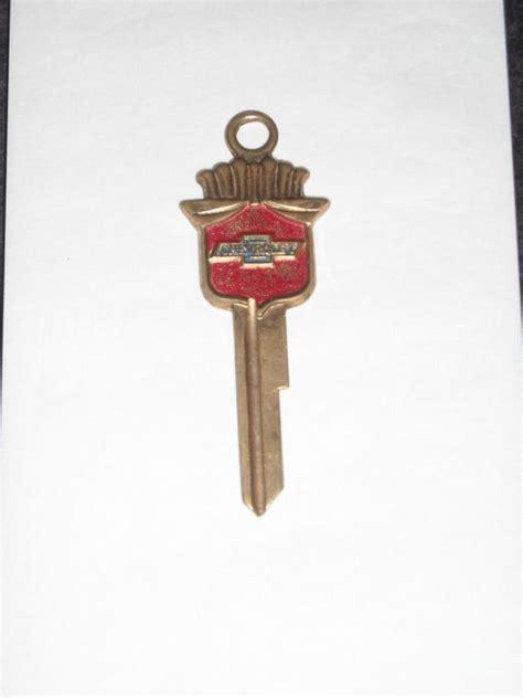 draper chevrolet buy vintage draper chevrolet co gold key blank motorcycle