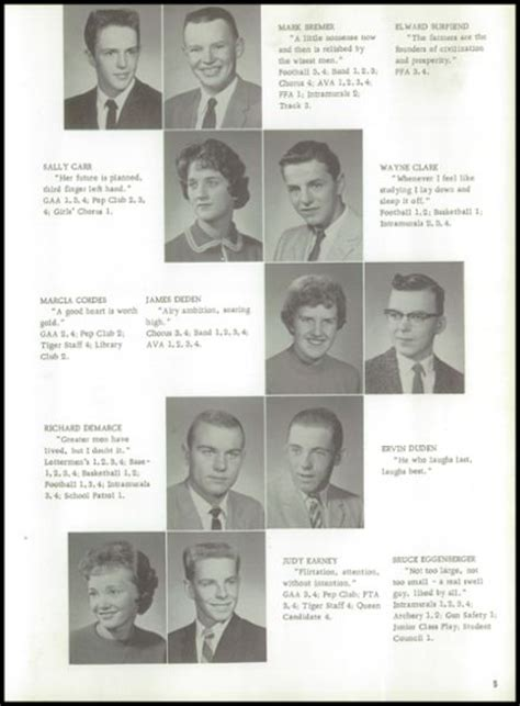 lincoln high school mn explore 1960 lincoln high school yearbook lake city mn