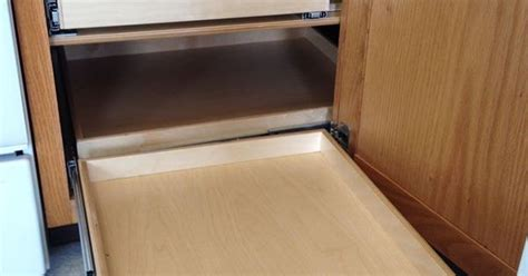 blind corner cabinet solutions canada blind corner solution installed in my client s kitchen