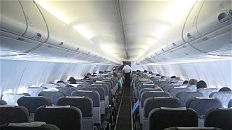 Airplane Cabin by Flight Attendant Wins Suit Bad Air On Plane Aol
