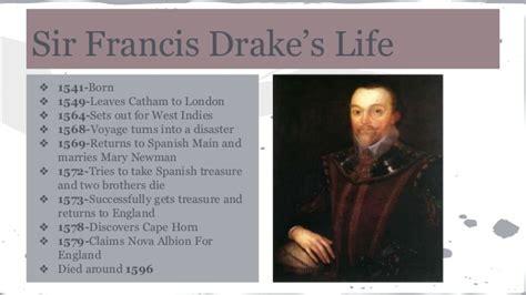drake biography facts sir francis drake presentation