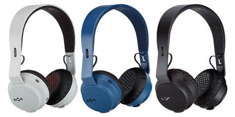 House Of Marley Headphones by Rebel Bt Bluetooth Headphones Added To House Of Marley Lineup