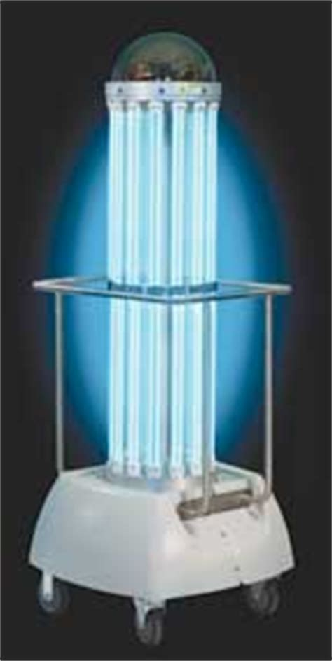 uv light in hospitals ultraviolet light disinfection reduces hospital infections