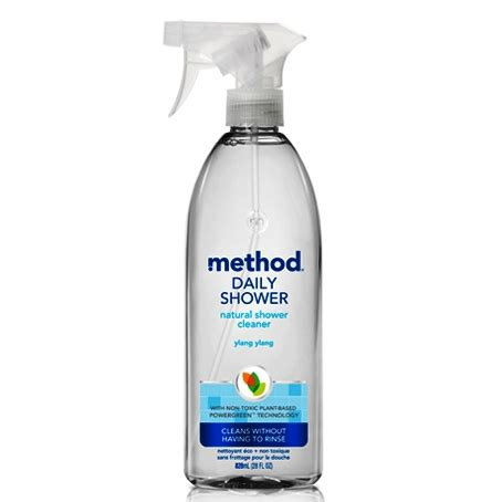 Shower Cleaner Spray by Tips For A Clean Shower Without Scrubbing