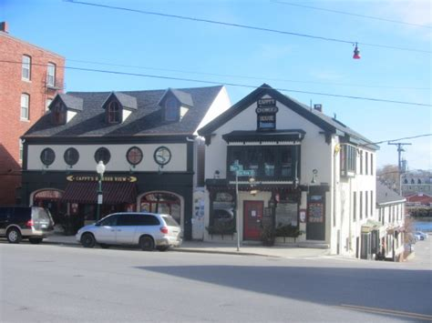 cappy s chowder house longtime camden restaurant cappy s chowder house closes business bangor