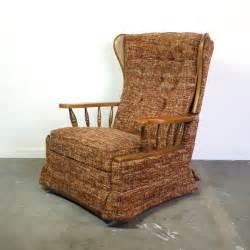 mid century recliner vintage 1960s 1970s la z boy rocker