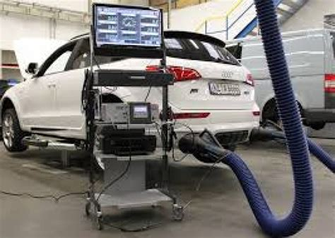vehicle emission test to be done by sltb