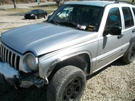 2003 Jeep Liberty Parts Used 2003 Jeep Liberty Interior Liberty Seat Front Part