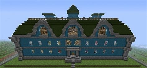 Minecraft Mansion Floor Plans A Lot Of Time And Effort Went Into Luigi S Mansion