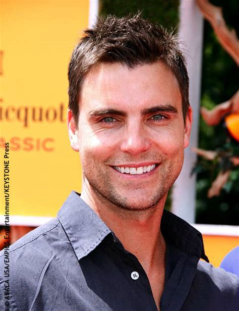 colin egglesfield movies on netflix colin egglesfield talks to tribute about the client list