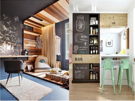 decoraciones originales para casas las 6 mejores ideas de decoraci 243 n con pizarras para casa