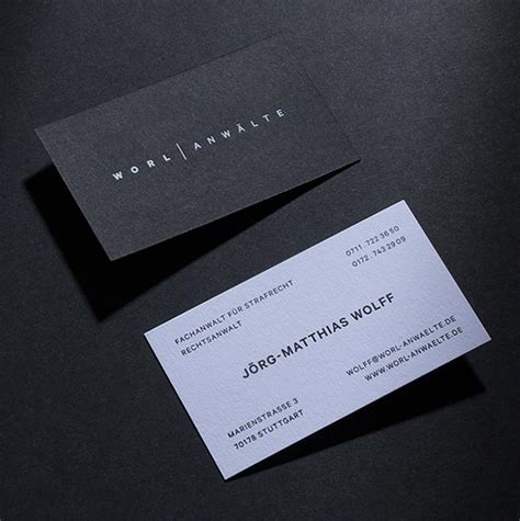 design name card 20 simple yet modern visit name card design ideas for 2016