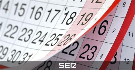cadena ser directo radio valladolid aprobado el calendario de fiestas laborales para 2018