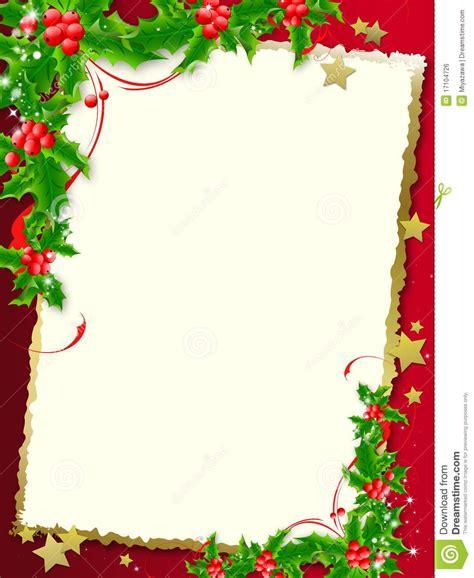printable christmas card borders christmas card border template free svoboda2 com
