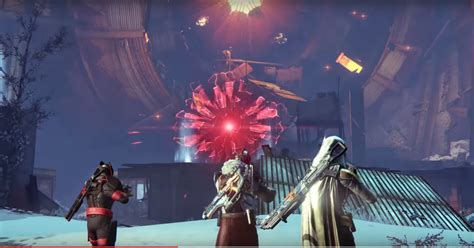 destiny rise of iron expansion release date revealed wired