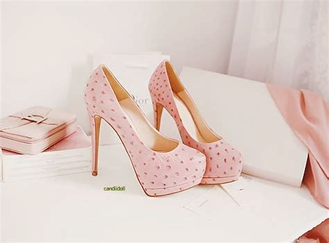high heels photography 34 pink image 2083011 by saaabrina on favim