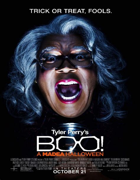free movie tyler perrys boo 2 a madea halloween by tyler perry boo a madea halloween movie review crypticrock horror comedy tyler perry cryptic rock