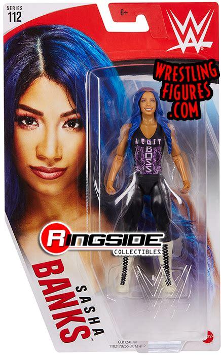 sasha banks wwe series  wwe toy wrestling action