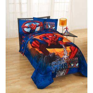 spiderman twin comforter set spiderman twin comforter and sheet set